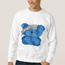 tattoo bear sweatshirt