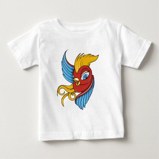 Tattoo Birdies Baby T-Shirt