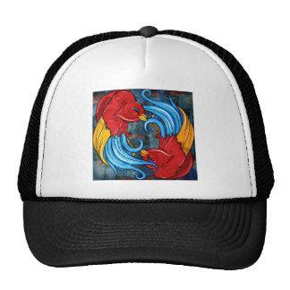 Tattoo Birds Trucker Hat