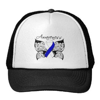 Tattoo Butterfly Awareness - ALS Disease Trucker Hat