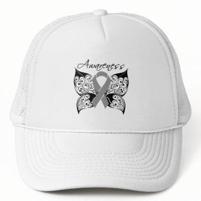 Heart Disease Awareness Butterfly Tattoo