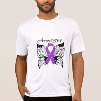 Tattoo Butterfly Awareness - Fibromyalgia Shirt