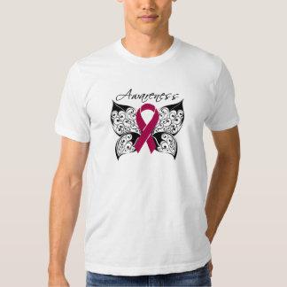 Tattoo Butterfly Awareness - Multiple Myeloma Shirt