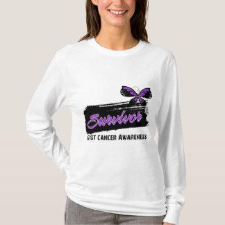 Tattoo Butterfly GIST Cancer Survivor T-Shirt