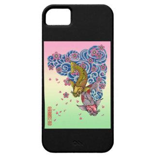 tattoo carps iPhone 5 cases