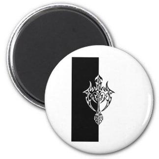 Tattoo Celtic Cross Magnet