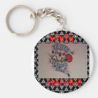 tattoo designs page key ring keychain
