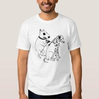 Tattoo dogs t-shirt