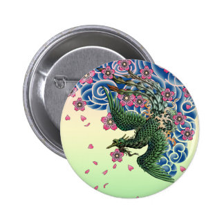 Tattoo Fenghuang Buttons
