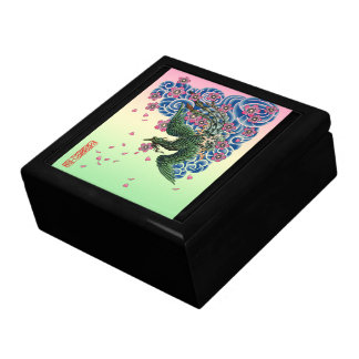 Tattoo Fenghuang Jewelry Box