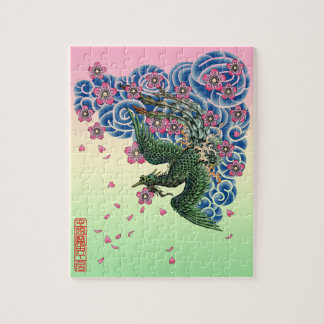 Tattoo Fenghuang Jigsaw Puzzle