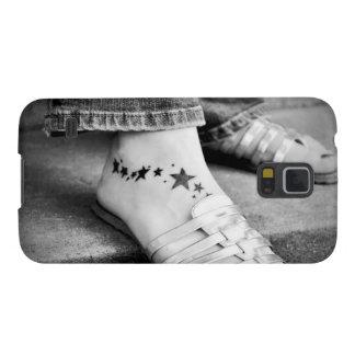 tattoo galaxy s5 cover