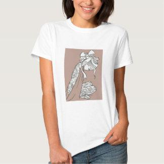 Tattoo Girl Women's T-Shirt