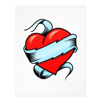 Tattoo Heart Flyer