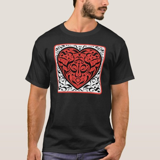 Tattoo Heart T-Shirt