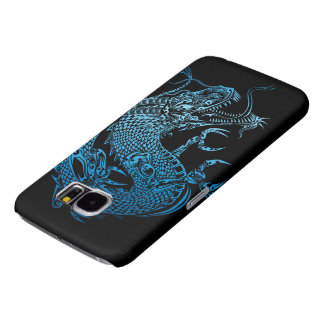 Tattoo Ice Dragon Samsung Galaxy S6, Barely There Samsung Galaxy S6 Case