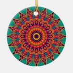 Tattoo Kaleidoscope Fractal Ornament