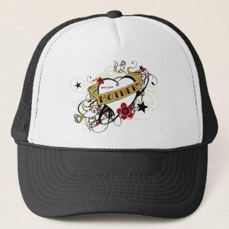 Tattoo MOM Trucker Hat