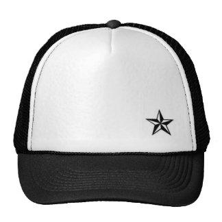 tattoo Nautical Star Trucker Trucker Hat