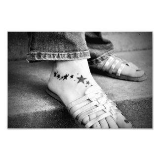 tattoo photo print