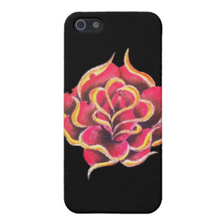 Tattoo Rose Cellphone Case Case For iPhone 5