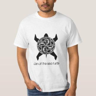 Tattoo Sea Turtle T-Shirt