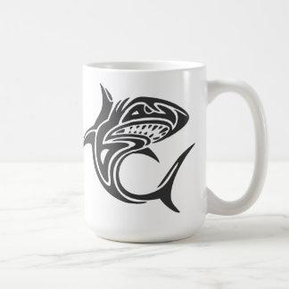 Tattoo Shark Classic White Coffee Mug