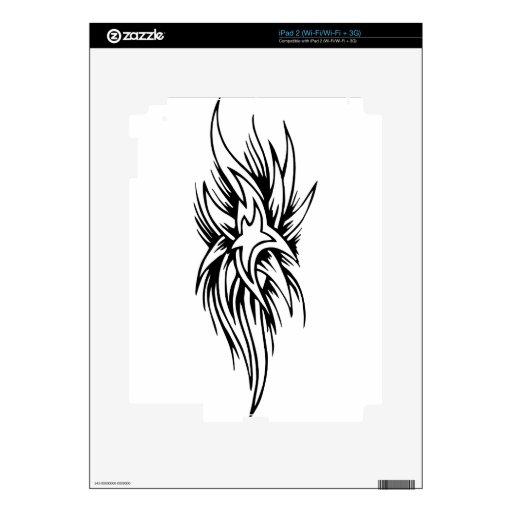 Tattoo iPad 2 Decal