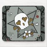 Tattoo Skull Mousepad