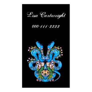 Tattoo Style Business Card