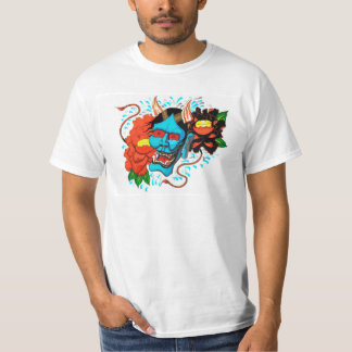 Tattoo Style Hannya Design - Tshirt