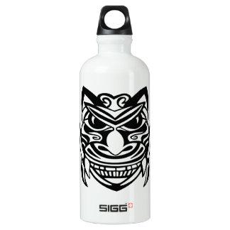 Tattoo Style Mask 1 SIGG Traveler 0.6L Water Bottle