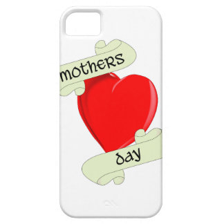 Tattoo Style Mothers Day iPhone SE/5/5s Case