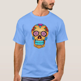 Tattoo Sugar Skull T-Shirt