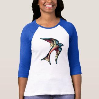 Tattoo Swallow T-Shirt