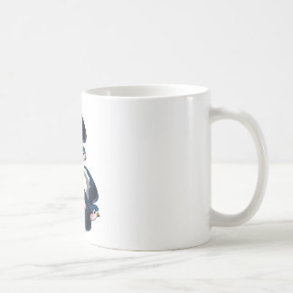 tattoo swallows mug