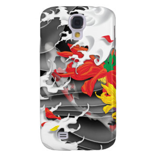 Tattoo - Traditional Japanese Design iPhone 3 Case