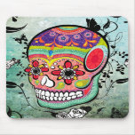 Tattoo Urban Muerte Day of the Dead  Mousepad