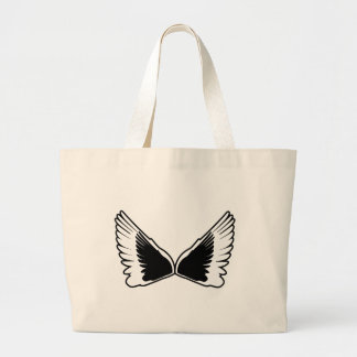 Tattoo wings bags