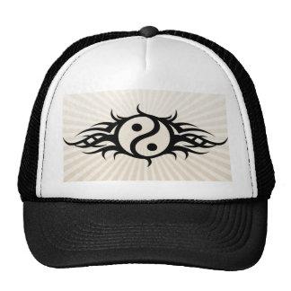 Tattoo Yin Yang Trucker Hat