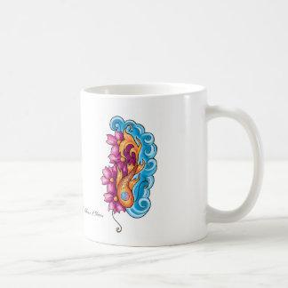 Tattoo Ying Yang Koi, Tattoo Ying Yang Koi, Yin... Coffee Mug