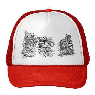 TATTOO YOU TRUCKER HAT