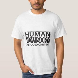 Tattooed Advisory T-Shirt