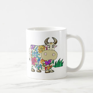 Tattooed Cow Coffee Mug
