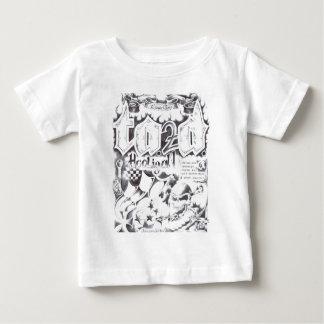 Tattooed Hooligan Baby T-Shirt