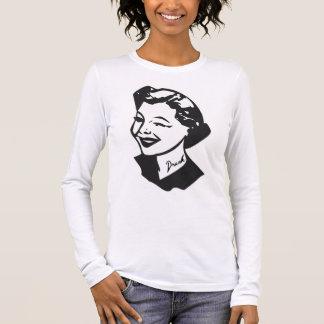 Tattooed Housewife - Drunk Long Sleeve T-Shirt