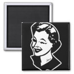 Tattooed Housewife - Insane Refrigerator Magnets