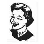 Tattooed Housewife - Radical Postcards