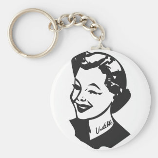 Tattooed Housewife - Unstable Keychains