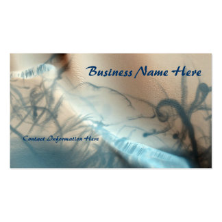 Tattooed Mars Business Cards